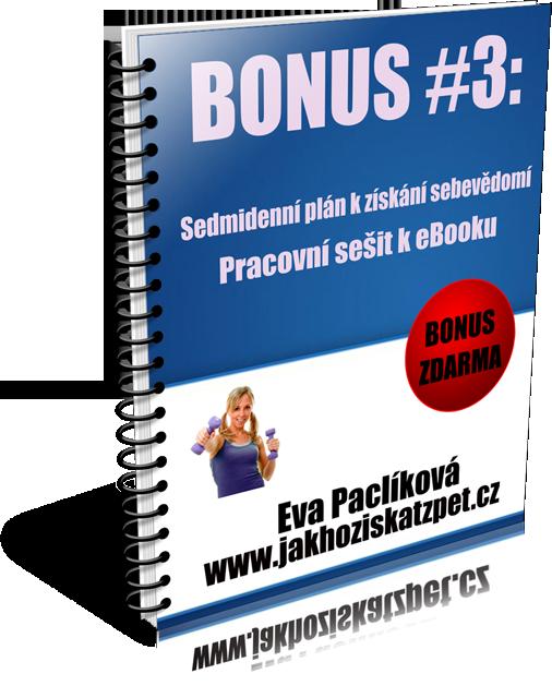 Bonus 3 - Sebevědomí kroužková vazba